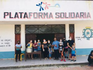 plataforma solidaria